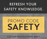 Save with promo code SAFETY